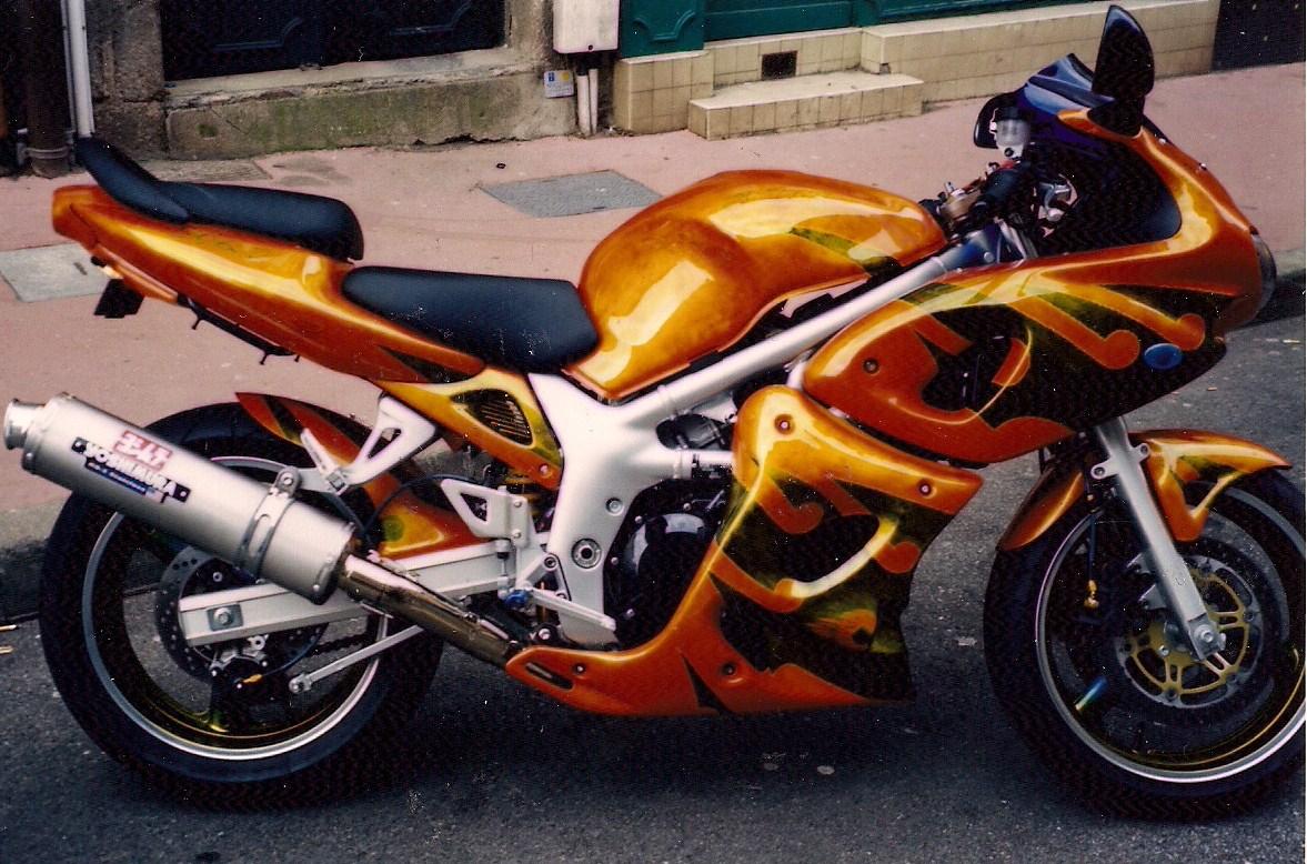 Suzuki Svs Iron